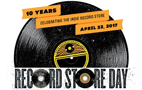 Record Store Day 2017 Official List Released!!