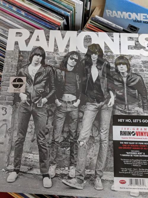 ramones vinyl record album