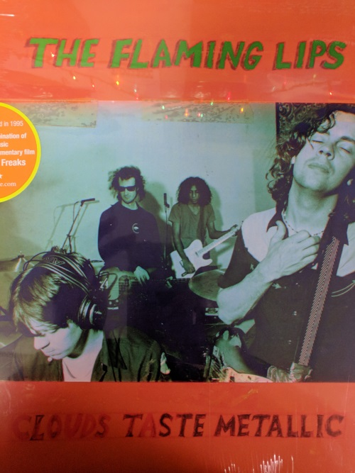 the flaming lips vinyl record