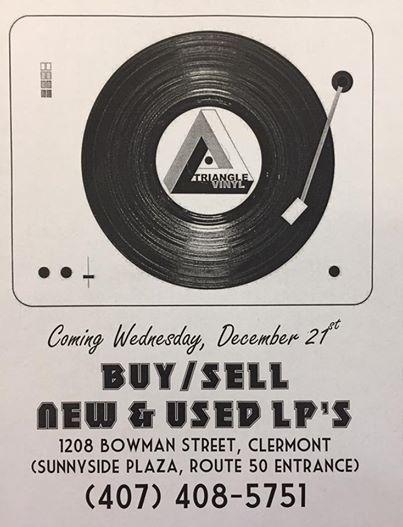 News New Record Store In Clermont Fl Orlando Area