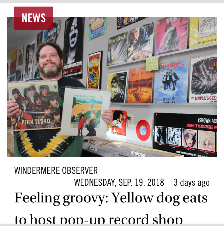 Triangle Vinyl In The News Vinyl Records Store