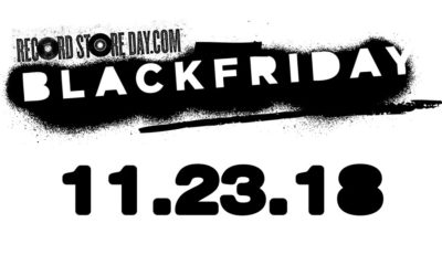 Record Store Day Black Friday 2018 Records List