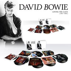 david bowie box set