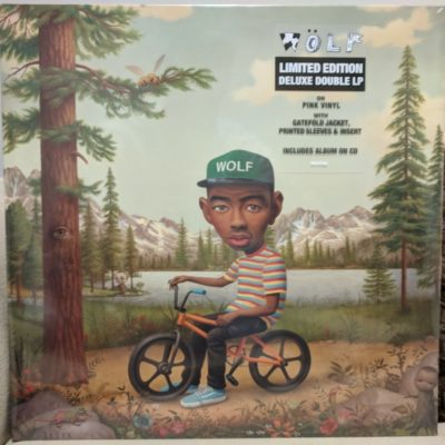 tyler the creator wolf vinyl record