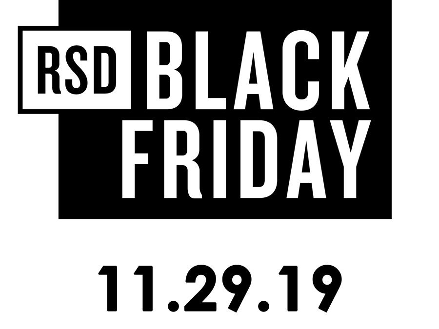 Record Store Day Black Friday 2019