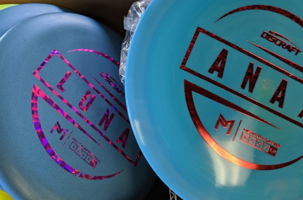 paul mcbeth disc golf discs