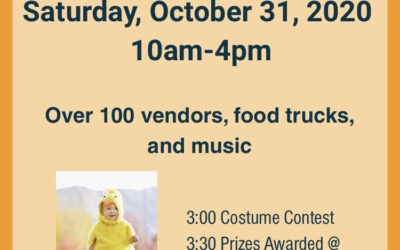 Downtown Clermont Harvest Festival on Halloween from 10-4pm!