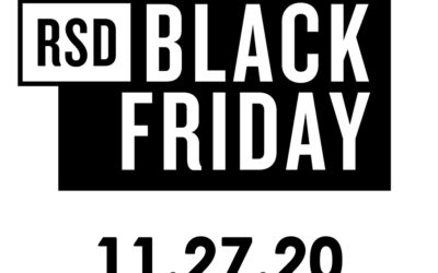 Record Store Day Black Friday 2020 on 11/27 at Triangle Vinyl in Clermont, FL